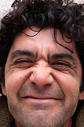 EXPRESSION VOLTO NOSTRO.Castello Svevo di Bari, 23-24 Gennaio 2010..Nonasettimana..KASH GTorsello/APULIA FILM COMMISSION