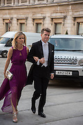 AMERICAN AMBASSADOR TO LONDON; MATTHEW BARZUN; BROOKE BARZUN, Royal Academy Annual dinner, Piccadilly, London. 6 June 2016