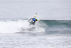 September 15, 2017 - Kanoa Igarashi of the USA finishes equal 5th in the 2017 Hurley Pro Trestles after placing second to Filipe Toledo of Brazil in Quarterfinal Heat 4 at Trestles, CA, USA...Hurley Pro at Trestles 2017, California, USA - 15 Sep 2017 (Credit Image: © Rex Shutterstock via ZUMA Press)