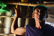 Man in Gibara, Holguin, Cuba.