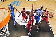 DESCRIZIONE :  Lega A 2014-15  EA7 Milano -Banco di Sardegna Sassari playoff Semifinale gara 7<br /> GIOCATORE : Dyson Jerome<br /> CATEGORIA : Low Tiro Sottomano Special Equilibrio<br /> SQUADRA : Banco di Sardegna Sassari<br /> EVENTO : PlayOff Semifinale gara 7<br /> GARA : EA7 Milano - Banco di Sardegna Sassari PlayOff Semifinale Gara 7<br /> DATA : 10/06/2015 <br /> SPORT : Pallacanestro <br /> AUTORE : Agenzia Ciamillo-Castoria/Richard Morgano<br /> Galleria : Lega Basket A 2014-2015 Fotonotizia : Milano Lega A 2014-15  EA7 Milano - Banco di Sardegna Sassari playoff Semifinale  gara 7<br /> Predefinita :