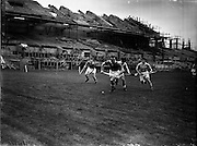 16/03/1958<br /> 03/16/1958<br /> 16 March 1958<br /> National Hurling League: Dublin v Cork at Croke Park, Dublin.