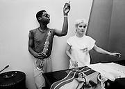Courtney Pine and Carmel - London 1986
