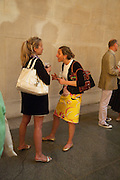 ELENA BONANNO DI LINGUAGLESS;  ZOE KARAFYLAKIS Richard Long: Heaven and Earth. Tate Britain, Millbank. London. 1 June 2009