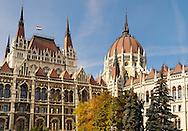 Houses of Parliament - Orszaghaz - Budapest - Hungary .<br /> <br /> Visit our HUNGARY HISTORIC PLACES PHOTO COLLECTIONS for more photos to download or buy as wall art prints https://funkystock.photoshelter.com/gallery-collection/Pictures-Images-of-Hungary-Photos-of-Hungarian-Historic-Landmark-Sites/C0000Te8AnPgxjRg