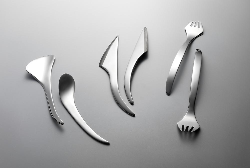 Cutlery by Erin Keys