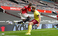 Football - 2020 / 2021 Premier League - Manchester United vs Burnley - Old Trafford<br /> <br /> Paul Pogba of Manchester United flicks the ball up  at Old Trafford<br /> <br /> Credit COLORSPORT/LYNNE CAMERON
