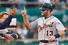 20120510 - Detroit Tigers at Oakland Athletics (MLB Baseball)