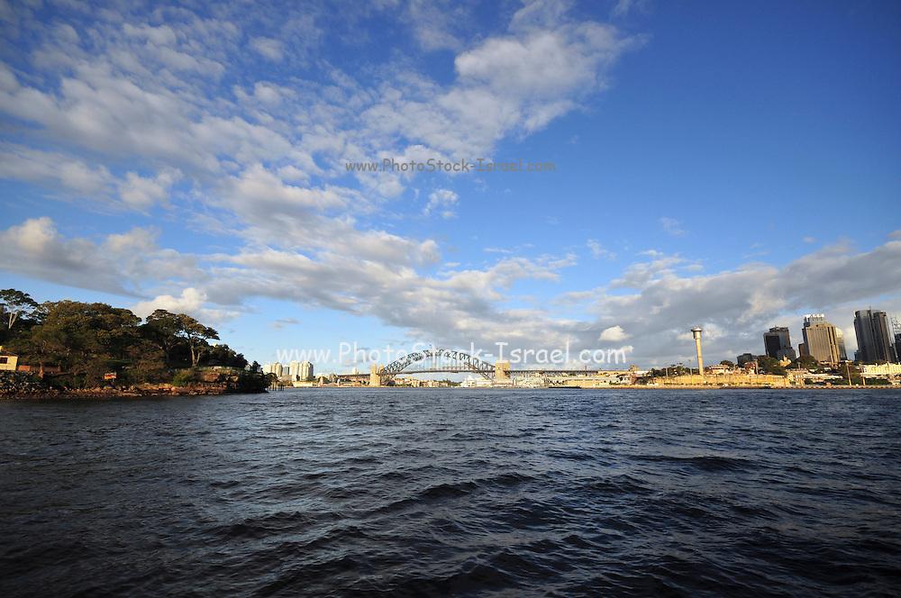 Australia, New South Wales, Sydney Harbour Bridge