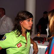 Uitreiking Simms Awards Amsterdam, Lizelotte van Dijk en Sylvie Meis
