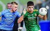 Meath v Dublin - Leinster MFC 2020