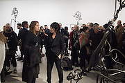 TRACEY EMIN; SUE WEBSTER, STICKS WITH DICKS AND SLITS, Tim Noble and Sue Webster. Blain Southern. hanover Sq. london. 2 February 2017