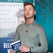 NLD/Amsterdam/20190314  - Boekpresentatie Jan Versteegh - Gelukkig worden doe je zo, Jan Versteegh