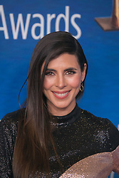 February 17, 2019 - Beverly Hills, California, U.S - Jamie-Lynn Sigler on the red carpet of the 2019 Writers Guild Awards at the Beverly Hilton Hotel on Sunday February 17, 2019 in Beverly Hills, California. ARIANA RUIZ/PI (Credit Image: © Prensa Internacional via ZUMA Wire)