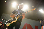 New Politics performing in support of AWOLNATION at the Pageant in St. Louis on June 30, 2013.