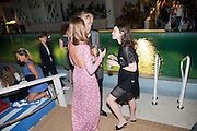 PETER RENES; LAURA SANTOS; SIMA FAMILANT, Jay Jopling hosts a party at Soho House. Miami Beach. Miami art Basel. 30 November 2010. -DO NOT ARCHIVE-© Copyright Photograph by Dafydd Jones. 248 Clapham Rd. London SW9 0PZ. Tel 0207 820 0771. www.dafjones.com.