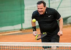 Rado Mulej at Petrol VIP tournament 2018, on May 24, 2018 in Sports park Tivoli, Ljubljana, Slovenia. Photo by Vid Ponikvar / Sportida