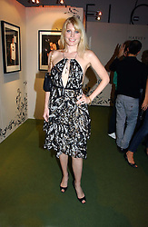 MEREDITH OSTROM at a party to launch the One T-Shirt by Edun held at Harvey Nichols, Knightsbridge, London on 18th October 2006.<br />