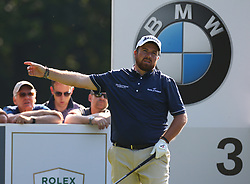 May 25, 2017 - Virginia Water, United Kingdom - Shane Lowry of Ireland .during 1st Round for the 2017 BMW PGA Championship on the west Course at Wentworth on May 25, 2017 in Virginia Water,England  (Credit Image: © Kieran Galvin/NurPhoto via ZUMA Press)