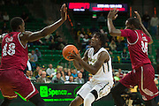 WACO, TX - DECEMBER 17: Taurean Prince #21 of the Baylor Bears drives to the basket against the New Mexico State Aggies on December 17, 2014 at the Ferrell Center in Waco, Texas.  (Photo by Cooper Neill/Getty Images) *** Local Caption *** Taurean Prince