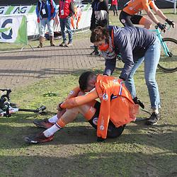 07-11-2020: Wielrennen: EK Veldrijden: Rosmalen