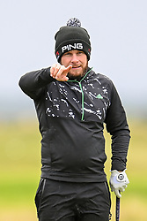 Tyrrell Hatton during day three of the Alfred Dunhill Links Championship at St Andrews. Picture date: Saturday October 2, 2021.