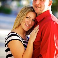 Lindsay & Nick engagement session