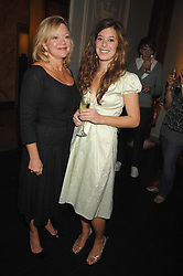 Left to right, KAY SAATCHI and SOPHIA SCHWATKA at the Tatler magazine Summer Party, Home House, Portman Square, London W1 on 27th June 2007.<br /><br />NON EXCLUSIVE - WORLD RIGHTS