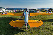 Ryan PT-22 Recruit at the 2014 Hood River Fly-In at WAAAM.