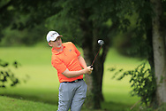 Gavin Tiernan (Co. Louth) during the Connacht U14 Boys Amateur Open, Ballinasloe Golf Club, Ballinasloe, Galway,  Ireland. 10/07/2019<br /> Picture: Golffile | Fran Caffrey<br /> <br /> <br /> All photo usage must carry mandatory copyright credit (© Golffile | Fran Caffrey)