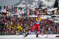 February 21, 2019 - Seefeld In Tirol, AUSTRIA - 190221 Elena Soboleva of Russia competes in women's cross-country skiing sprint qualification during the FIS Nordic World Ski Championships on February 21, 2019 in Seefeld in Tirol..Photo: Joel Marklund / BILDBYRN / kod JM / 87879 (Credit Image: © Joel Marklund/Bildbyran via ZUMA Press)