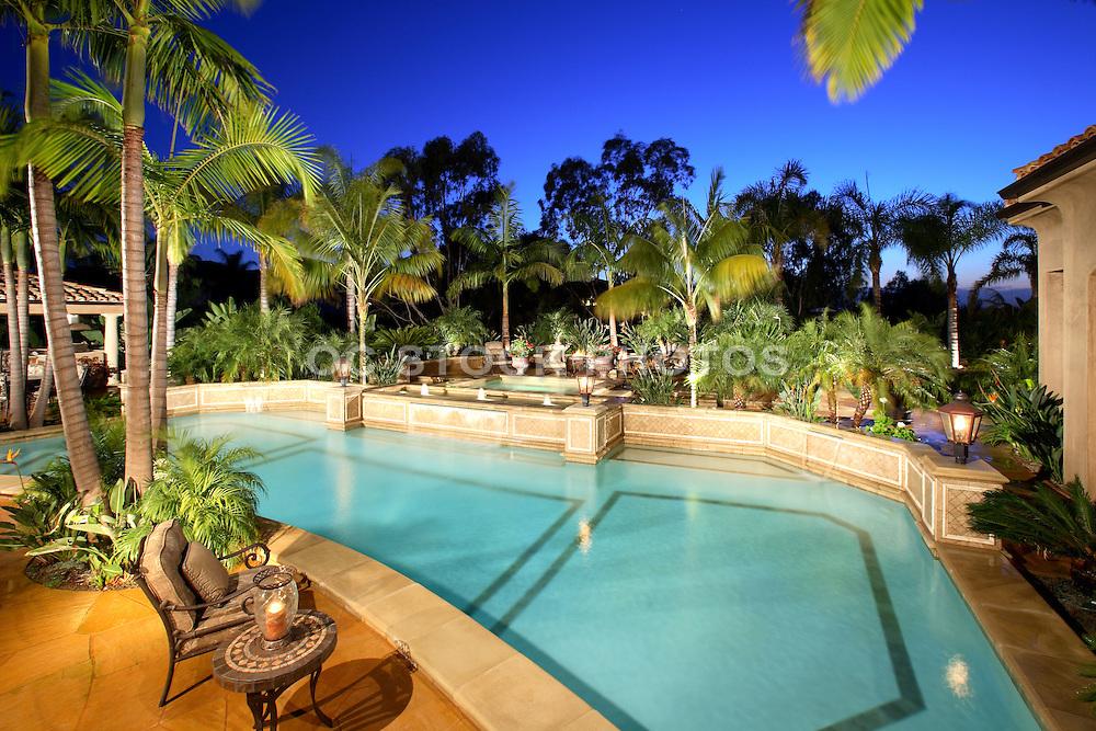 Orange County Home With Custom Backyard