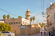 Mosque in Lod, Israel