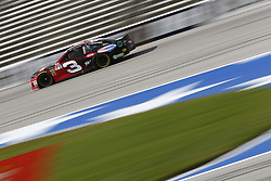 November 3, 2018 - Ft. Worth, Texas, United States of America - Austin Dillon (3) takes to the track to practice for the AAA Texas 500 at Texas Motor Speedway in Ft. Worth, Texas. (Credit Image: © Justin R. Noe Asp Inc/ASP via ZUMA Wire)