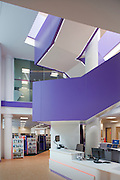 Ashord Gateway. kent. public project. library.
