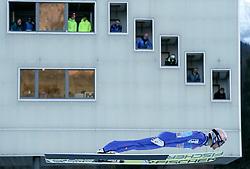 31.12.2016, Olympiaschanze, Garmisch Partenkirchen, GER, FIS Weltcup Ski Sprung, Vierschanzentournee, Garmisch Partenkirchen, Qualifikation, im Bild Andreas Kofler (AUT) // Andreas Kofler of Austria during his Qualification Jump for the Four Hills Tournament of FIS Ski Jumping World Cup at the Olympiaschanze in Garmisch Partenkirchen, Germany on 2016/12/31. EXPA Pictures © 2016, PhotoCredit: EXPA/ Jakob Gruber