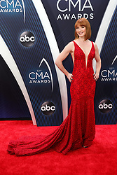52nd Annual Country Music Association Awards hosted by Carrie Underwood and Brad Paisley and held at the Bridgestone Arena on November 14, 2018, in Nashville, TN. © Curtis Hilbun / AFF-USA.com. 14 Nov 2018 Pictured: Alicia Witt. Photo credit: Curtis Hilbun / AFF-USA.com / MEGA TheMegaAgency.com +1 888 505 6342