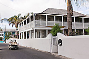The Landing Hotel in Dunmore Town, Harbour Island, The Bahamas