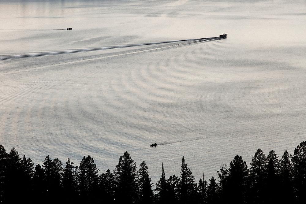 Jenny Lake, Grand Teton National Park, Wyoming, United States