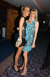 Left to right, sisters LADY LOUISA COMPTON and LADY EMILY COMPTON at the Boodles Boxing Ball in aid of the sports charity Sparks  organised by Jez lawson, James Amos and Charlie Gilkes held at The Royal Lancaster Hotel, Lancaster Terrae London W2 on 3rd June 2006.<br /> <br /> NON EXCLUSIVE - WORLD RIGHTS