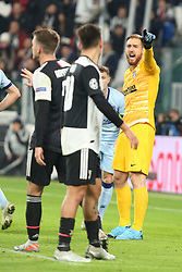 Torino 20191126 : 13 Jan Oblak UEFA Champions league Group match between Juventus and Atletico Madrid. Torino, Italy, 26.11.2019. Photo Primoz Lovric / Sportida