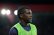 Stanley Nsoki (PSG) during the French Championship Ligue 1 football match between Paris Saint-Germain and AS Saint-Etienne on September 14, 2018 at Parc des Princes stadium in Paris, France - Photo Stephane Allaman / ProSportsImages / DPPI