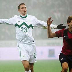 20111115: SLO, Football - Friendly game, Slovenia vs USA in Stadium Stozice