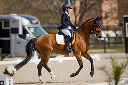 Dicker Robin, NED, Happy Feet<br /> CDI3* Opglabbeek<br /> © Hippo Foto - Sharon Vandeput<br /> 24/04/21