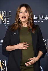 Eva Longoria attends the premiere of Disney's 'A Wrinkle In Time' at the El Capitan Theatre on February 26, 2018 in Los Angeles, CA, USA. Photo by Lionel Hahn/AbacaPress.com