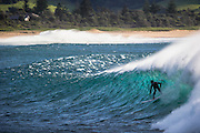 Breaking wave, South Coast New South Wales, Australia