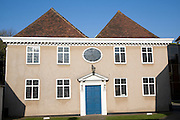 The Unitarian Meeting House in Ipswich, Suffolk, 1700, Grade One listed