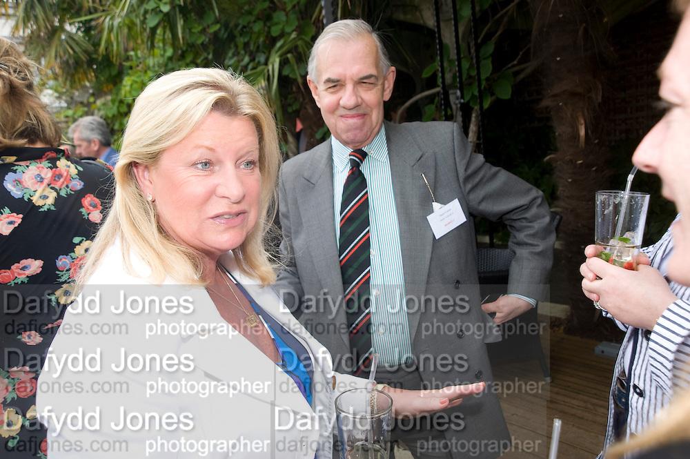 DANIEL CORBITT, Archant Summer party. Kensington Roof Gardens. London. 7 July 2010. -DO NOT ARCHIVE-© Copyright Photograph by Dafydd Jones. 248 Clapham Rd. London SW9 0PZ. Tel 0207 820 0771. www.dafjones.com.