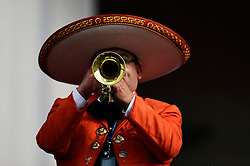 Paddock entertainment.<br /> 29.10.2016. Formula 1 World Championship, Rd 19, Mexican Grand Prix, Mexico City, Mexico, Qualifying Day.<br />  Copyright: Price / XPB Images / action press