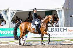 WERTH Isabell (GER), Emilio 107<br /> Deutsche Meisterschaft der Dressurreiter<br /> Klaus Rheinberger Memorial<br /> Nat. Dressurprüfung Kl. S**** - Grand Prix Special<br /> Balve Optimum - Deutsche Meisterschaft Dressur 2020<br /> 19. September2020<br /> © www.sportfotos-lafrentz.de/Stefan Lafrentz